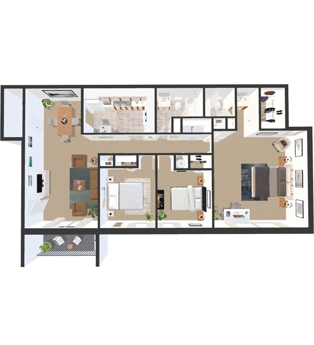 Meadows Apartments Louisville Ky: Partridge Meadows Apartments